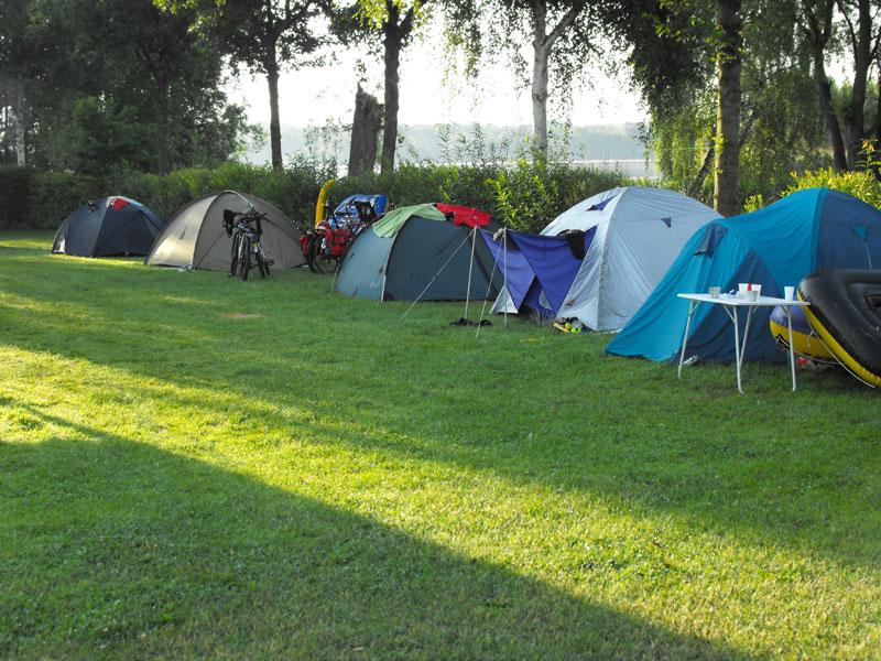 Campingplatz Reck am Olbasee Ideal für Zelte jeder Art