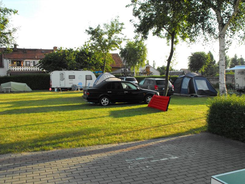 Campingplatz Reck am Olbasee Ideal für Wohnanhänger