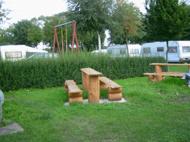 Campingplatz Reck am Olbasee Ideal um eins zu sein mit der Natur