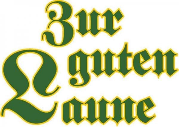 """Das Gasthaus """"Zur Guten Laune"""""""